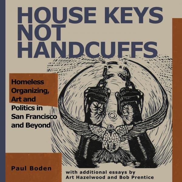 Housekeys not Handcuffs Cover